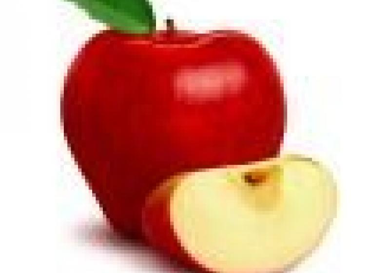 Slupky z jablek nevyhazovat!