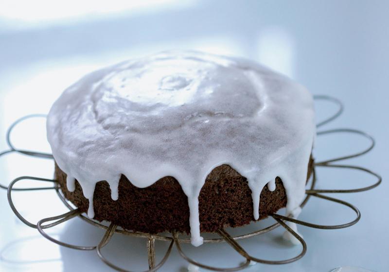 Čokoládový koláč s řepou