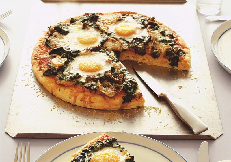 Florentinská pizza