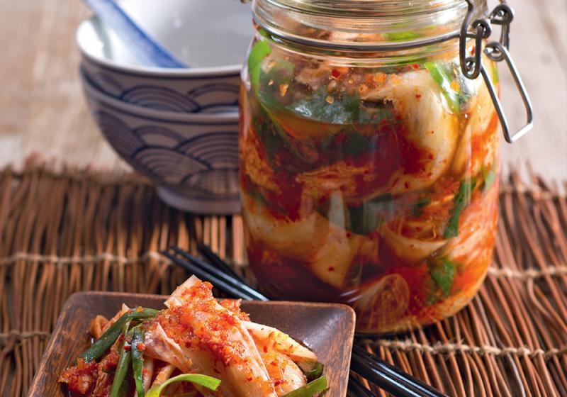 Domácí kimči