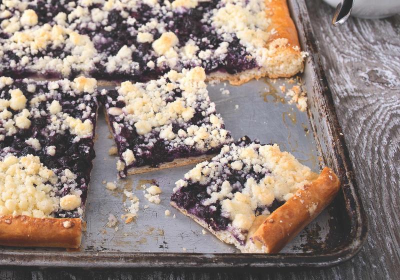 Kynutý koláč tety Dany
