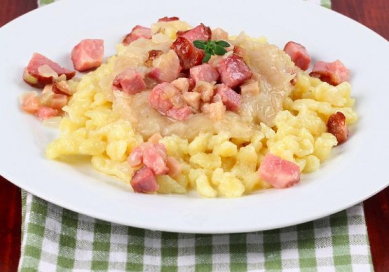 Slovenský oběd