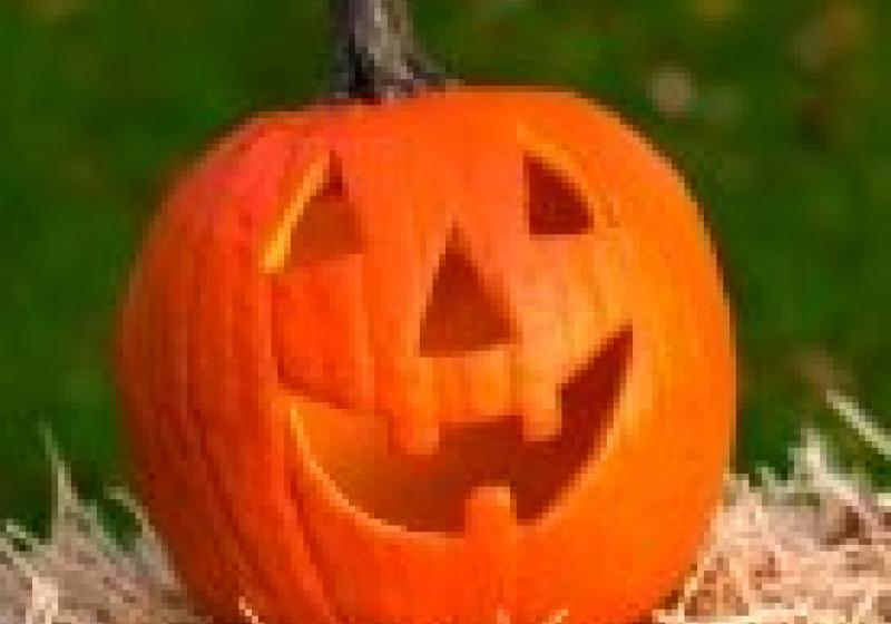 Halloweenské menu