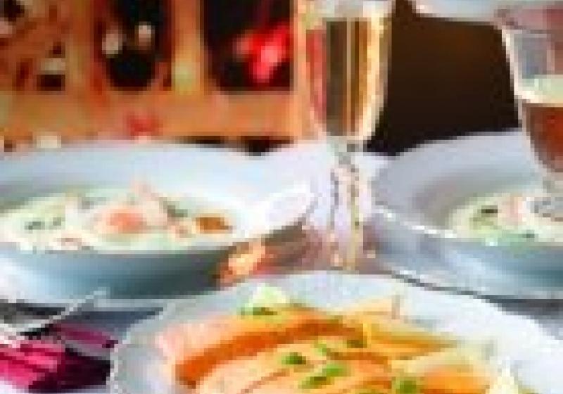 Rybí menu se svěžími citrusy