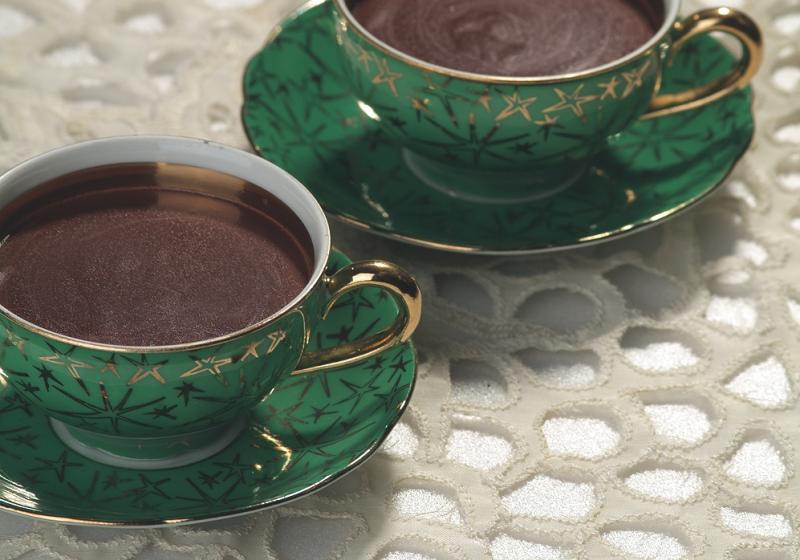 Královská horká čokoláda
