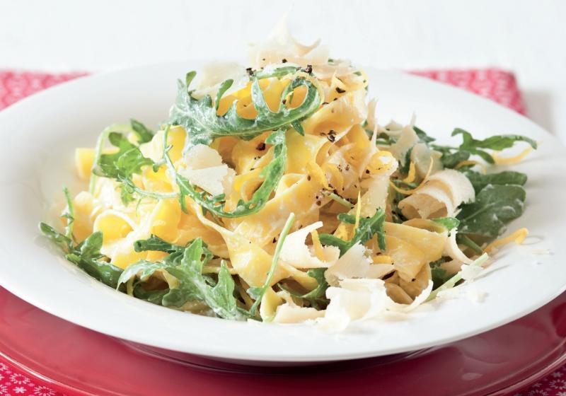 Omáčka bez vaření: mascarpone & citron