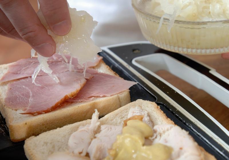 Masový sendvič