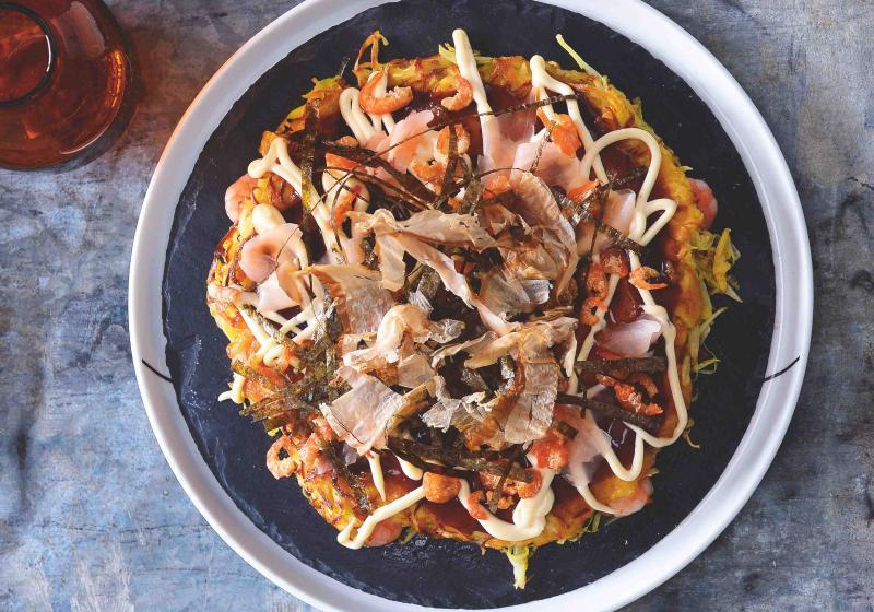 Omeleta okonomijaki