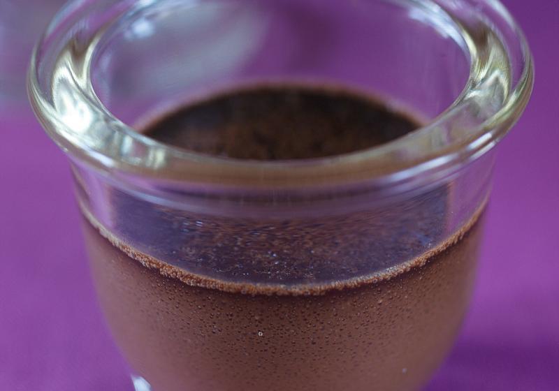 Čokoládový hrneček