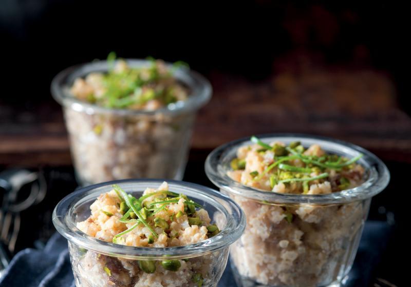 Rýžový pudink