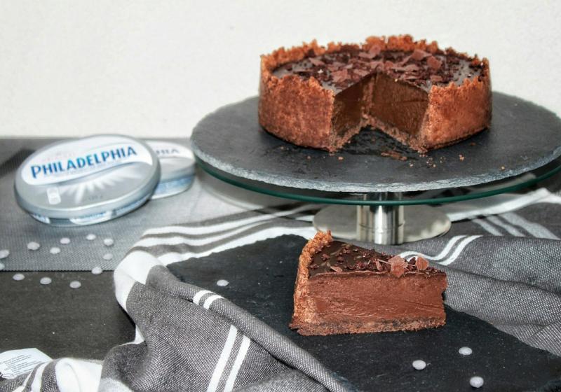 Čokoladový Cheesecake