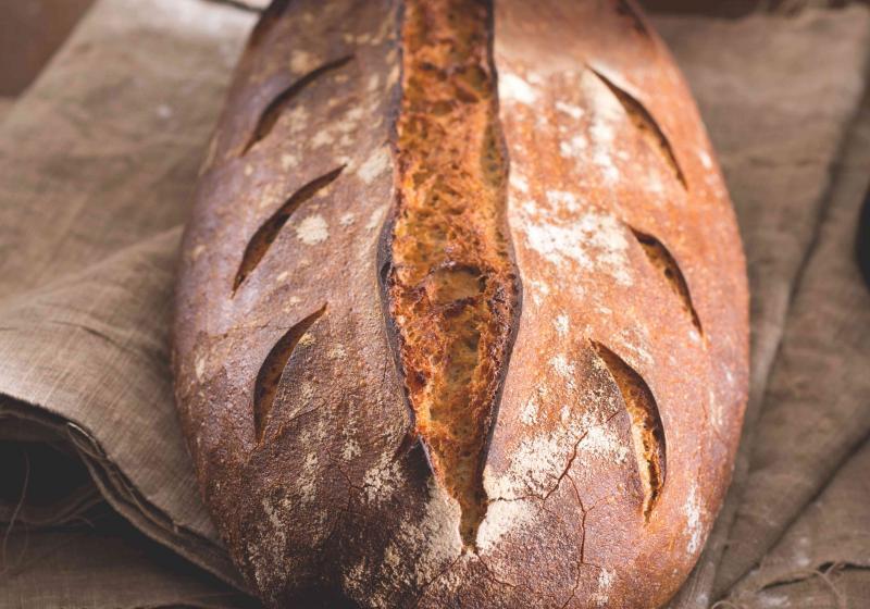 Špaldovo-žitný chléb Pekařova chlebaře