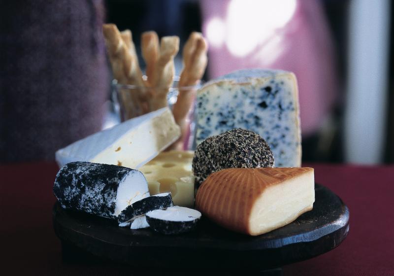 Sýrové prkénko