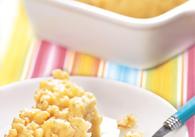 Těstoviny se sýrem