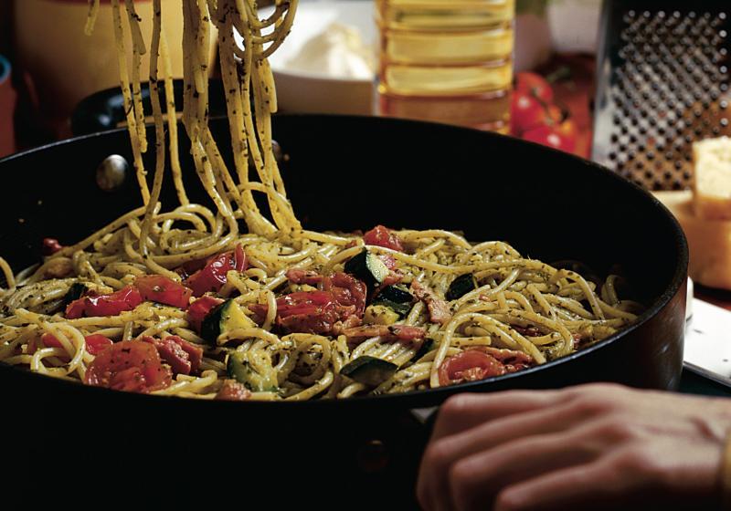 Špagety za 20 minut po příchodu z práce