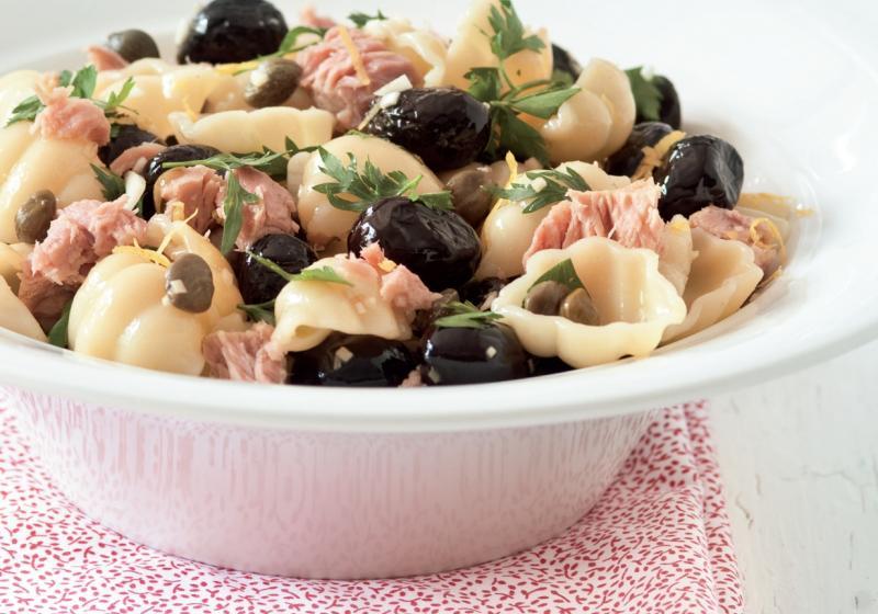 Omáčka bez vaření: tuňák & kapary